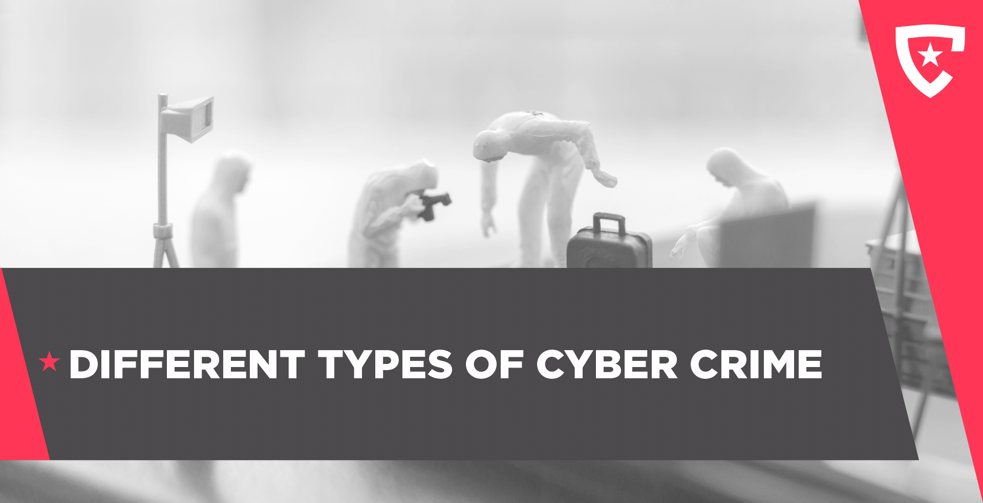 Different Types of Cyber Crimes
